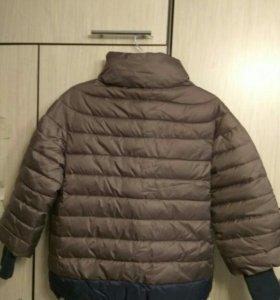 Куртка осенняя, почти новая
