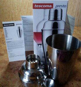 Шейкер для коктелей tescoma presto