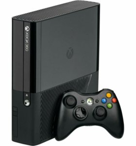Xbox 360E 500GB + Игры