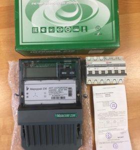 Электросчётчик Меркурий ART 230 pqrsisn