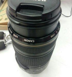 Объектив Canon 70-300