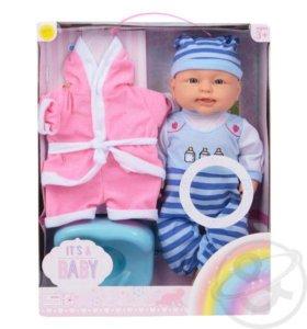Кукла Игруша в наборе с аксессуарами