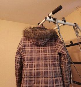 Куртка зимняя женская, S