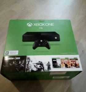xbox one + игры