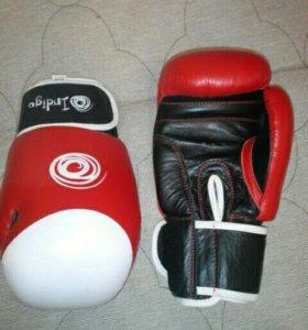 Перчатки боксерские INDIGO