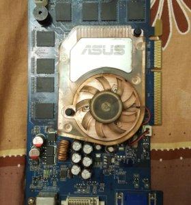 Видеокарта ASUS N6800/TD/512M/A