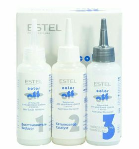 Estel color off (эмульсия для удаления краски)