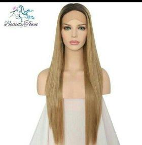 Термо парик с имитацией кожи головы