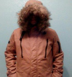 Куртка мужская новая модель парки
