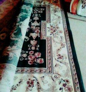 Продам красивый большой ковёр