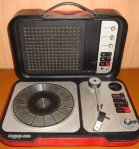Электрофон Лидер 205