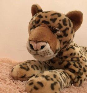 Мягкая игрушка, леопард