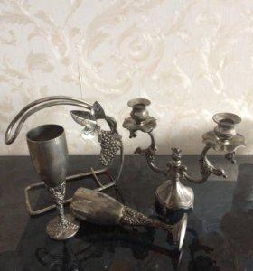 Набор для сервировки стола. 20 век.