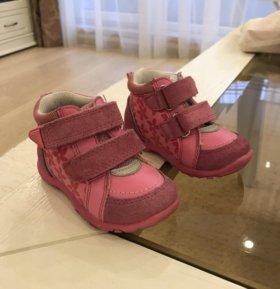 Ботиночки для девочки Reima
