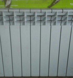 Алюминиевый радиатор OTGON 500/80