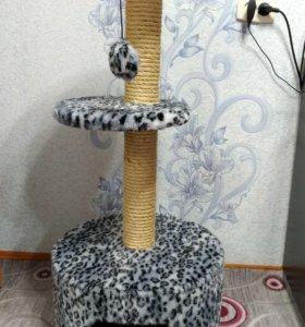 Кошачий домик (новый)