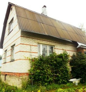 Дача, 105 м²