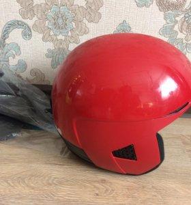 Шлем горнолыжный с высокой степенью защиты