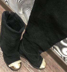 Сапоги-ботинки