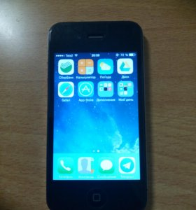 Apple iPhone 4 16Gb + Обмен