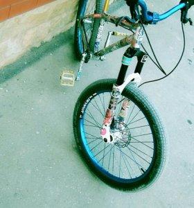 Велосипед mtb ns bikes street