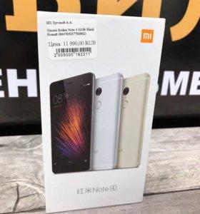 Xiaomi Redmi Note 4 32Gb новый