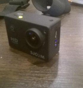 экшин камера sjcam 4000