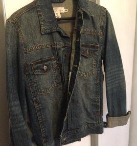 H&M джинсовая куртка