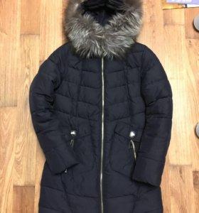 Пуховик женский 42-44 зима