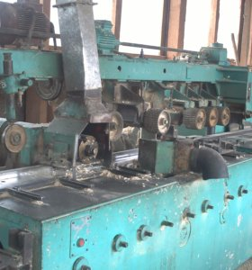 Четырехсторонний деревообрабатывающий станок С 16
