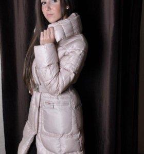 Куртка пуховик пальто женское