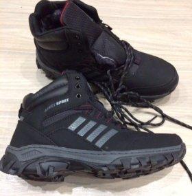 Мужские кроссовки,зима