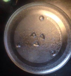 💥Тарелка для микроволновой печи (35 см диаметр )