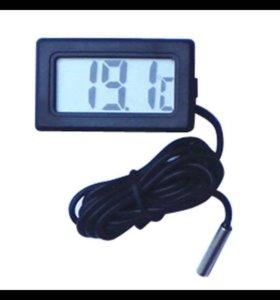 Термометр, 1 м провод