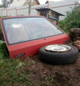 Дверь багажника ВАЗ 2109