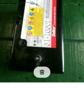 Продам аккумулятор Delkor 31- 1000T