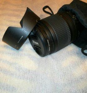 Фотообъектив Nikon DX AF-S nikkor 18-105mm