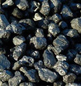 Уголь Орешек 1 тн