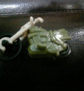 Игрушка мотоцик