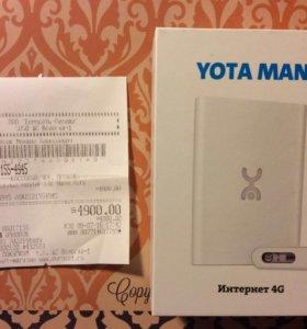 Модем YOTA MANY 4G LTE