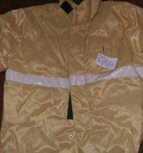 Новая боевая одежда пожарного