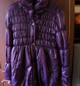 куртка, можно для беременных