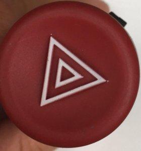 Кнопка аварийного сигнала ВАЗ - 2115