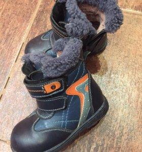 Ботинки детские, зимние