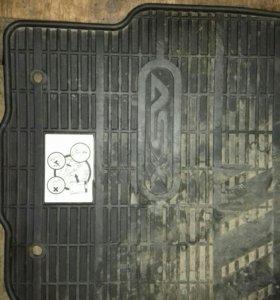 Заводские ковры на ASX