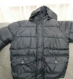 Куртка на мальчика 5 -6лет