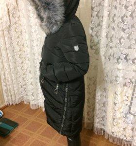 Продам зимний пуховичек