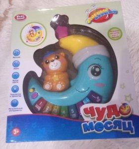 Развивающая игрушка-проектор