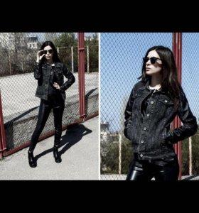 🔥Новая куртка джинсовка 🚨сейчас скидка🚨