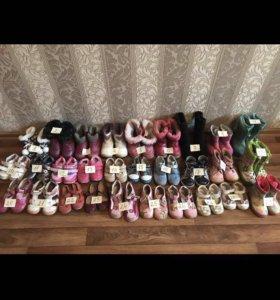 Обувь для девочки р.20-27